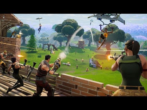 Senggol Bacok - Fortnite Battle Royale Indonesia
