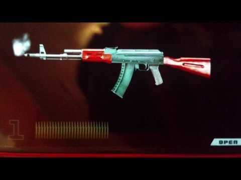 AK47 vs AK74 semi auto and full auto iGun Pro