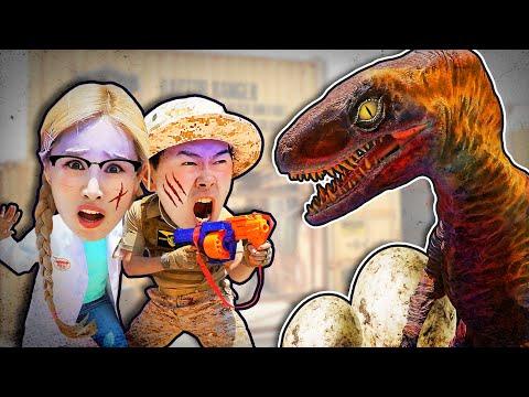 공룡 랩터를 피해 탈출하라!! 에버랜드 랩터레인저 방탈출