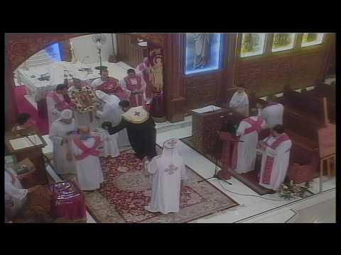 Saint Mina Dubai Church Jebel Ali - Dubai Live Stream
