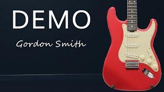 Gordon Smith Chris Buck Signature   Classic S Post Box Red gitaar DEMO   Muziekhuis Souman