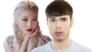 REACTING TO CHUNGHA 청하 (literally every video)