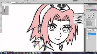 Cum s-o desenezi pe Sakura