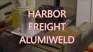 Alumiweld, Aluminum Welding, Aluminum Brazing