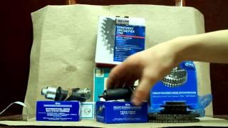 Обзор натяжителей цепи и комплектов ГРМ на ВАЗ 2101-07