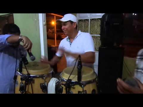 Wilson Torres Percusiónista  Baba Ecuador