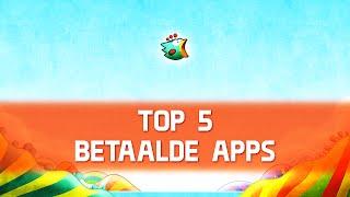 Top 5 Betaalde iOS Apps