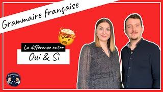 Grammaire française #1 - Oui ou Si ? 🤯 avec BáraGwen