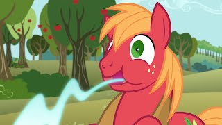 starlight glimmer puts a spell on big mac my little pony friendship is magic season 6