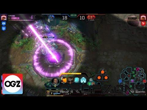 Moba Sevenler İçin Yeni Bir RTS Oyunu: Dropzone