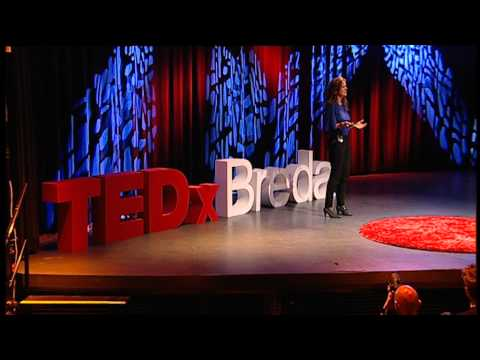 Mapping European Tables of Power: Jacqueline Hassink at TEDxBreda