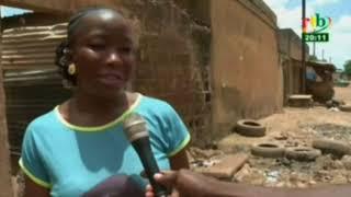 RTB / Constat de l'envahissement de la saleté à Ouagadou…