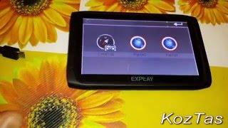 видео Инструкция GPS-навигатор Explay iD-41. Скачать инструкцию в интернет-магазине бытовой техники «Лаукар»