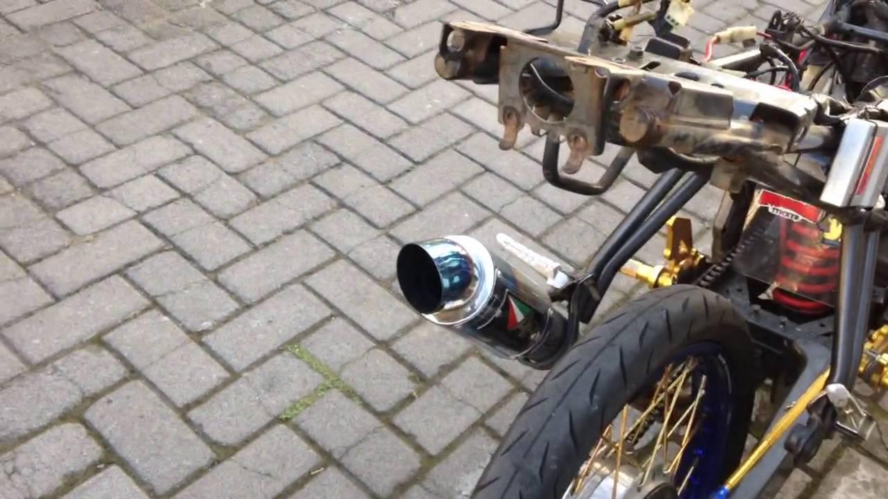 Gambar Modifikasi Motor Vixion Drag Terupdate Earth Modification