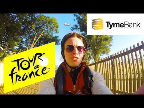 Tour De France And An Online Bank