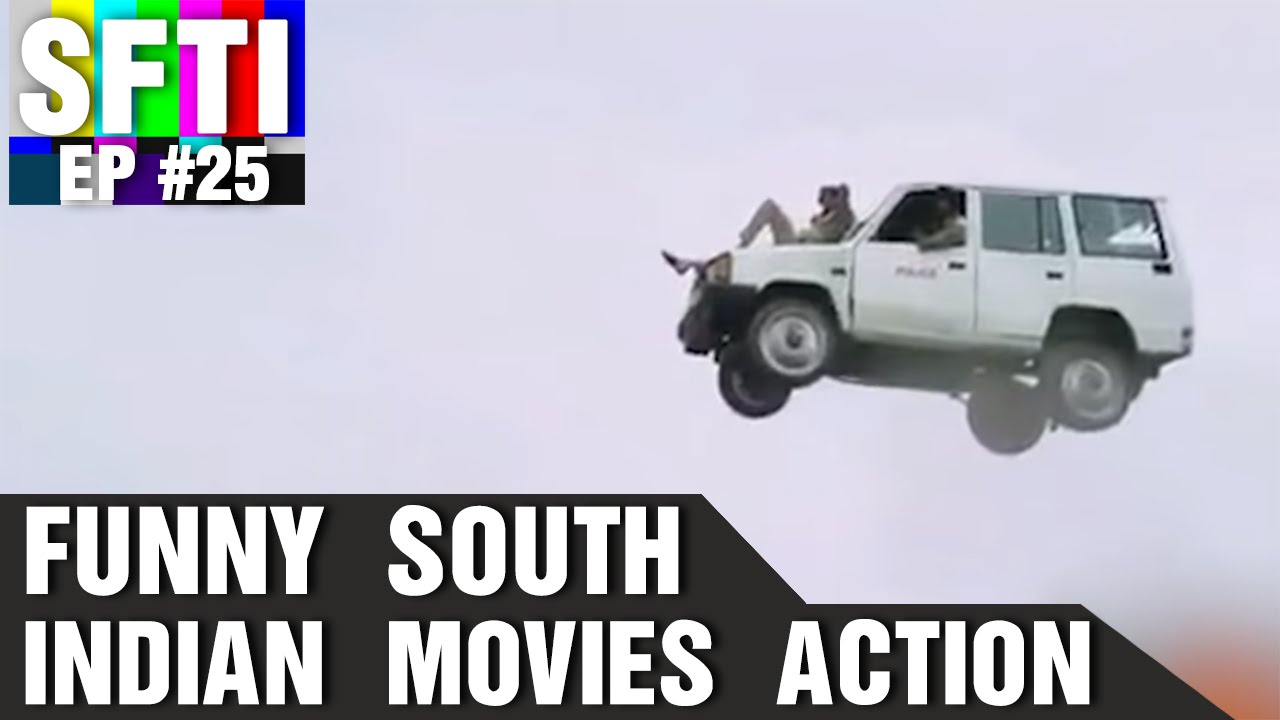 Funny South Indian Movies Scenes| SFTI Ep#25