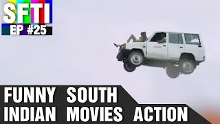 Funny South Indian Movies Action Scenes - Sorry For The Interruption Episode 25 - Comedy One
