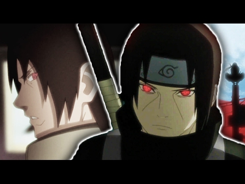 What if Itachi had to Fight his Father Fugaku?