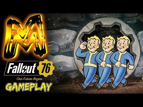 fallout-76-gameplay---part-1---character-creation-&-vault-76-exploration
