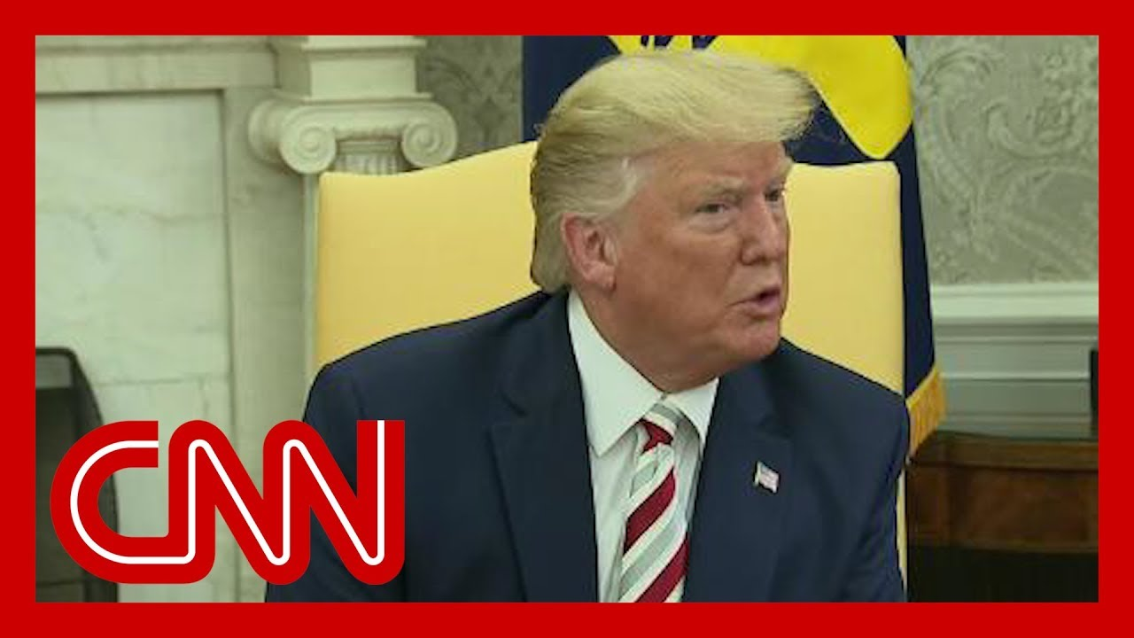 CNN:Trump touts economy but payroll tax discussion reveals recession fears