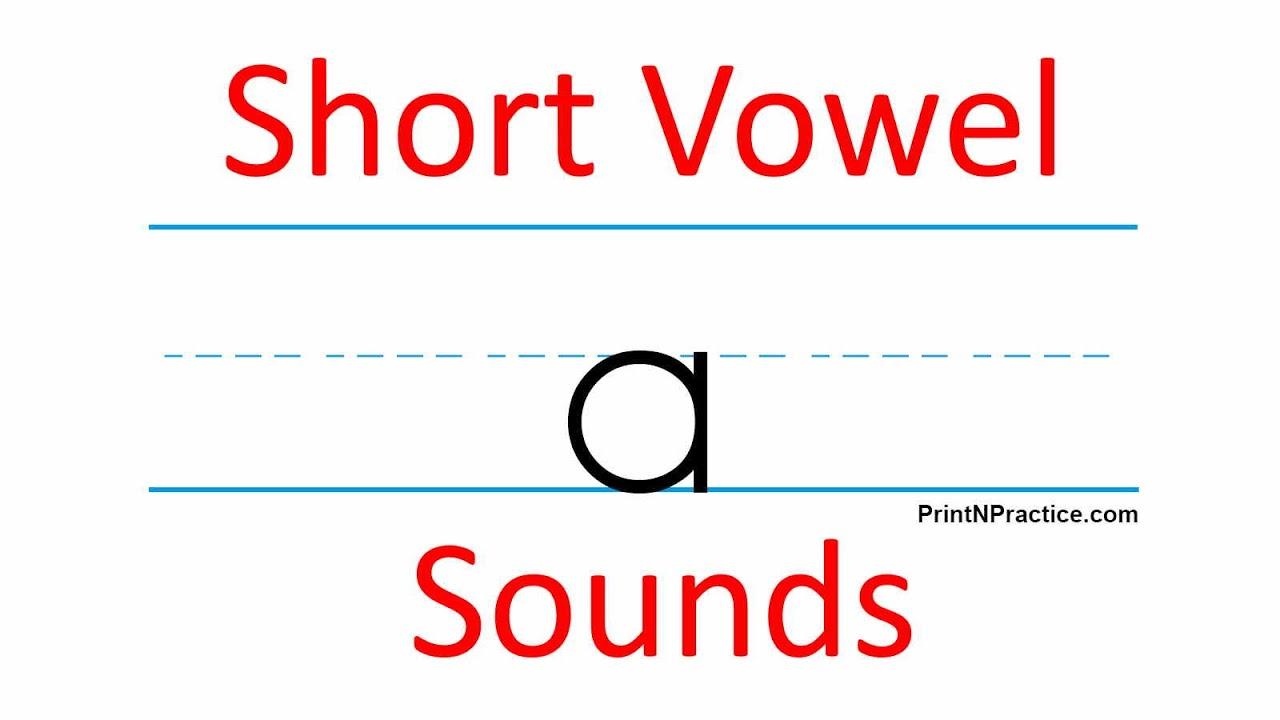 small resolution of Short Vowel Worksheets ⭐ Preschool