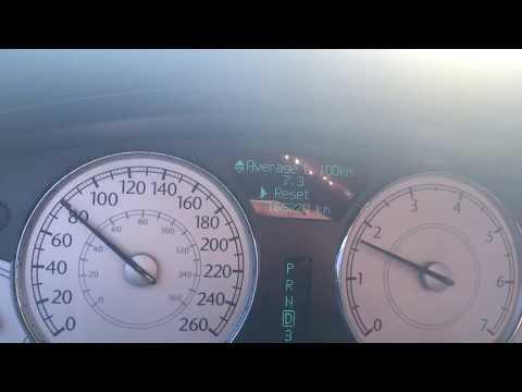 Расход бензина Крайслер 300с двигатель v6, объём 2.7