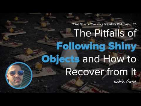 STR 113: The Pitfalls of Following Shiny Objects and How to Recover from It (audio only)