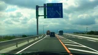 国道17号(前橋渋川バイパス)上武道路道路開通区間を走ってみた
