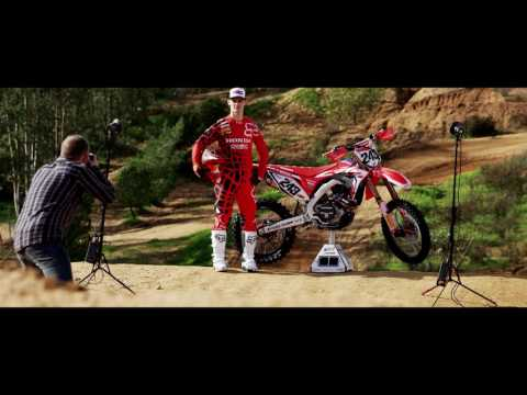 Team HRC - ready for 2017!