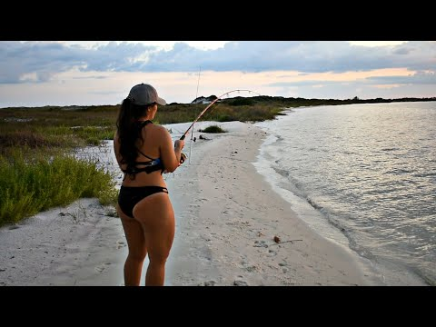 Florida Inshore Fishing - MULTI-Species Fishing Trip With MULTI-Baits!