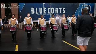 Phantom Regiment 2019 Drumline - In the Lot (DCI Tour Premiere)