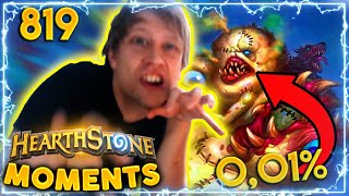 Video CRAZY!! 0,01% PREDICTION! Yes, I Did The Math | Hearthstone Daily Moments Ep.819 download MP3, 3GP, MP4, WEBM, AVI, FLV Juni 2018