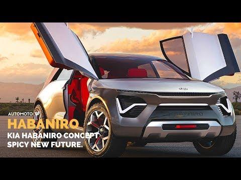 2019 Kia Habaniro Concept | The Everything Car