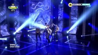 Video EXO-M - MAMA  (1120515 MBC Music Champion) [Live HD] download MP3, 3GP, MP4, WEBM, AVI, FLV Agustus 2017