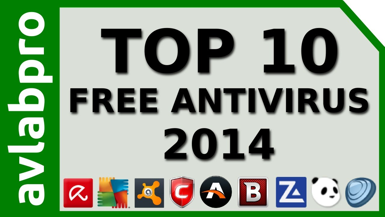 The Best Free Antivirus Protection for