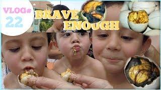 VLOG #22 HALF AUSTRALIAN KID EAT BALUT |  ANG PRESYO POUNDS (£) ANG MAHAL HA!