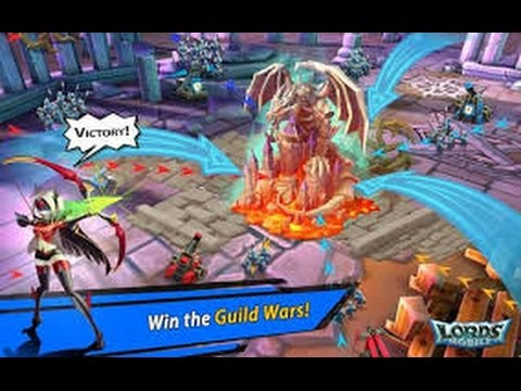 Lords Mobile: Wonder Take Over Kingdom 1 Release And Battle Gear