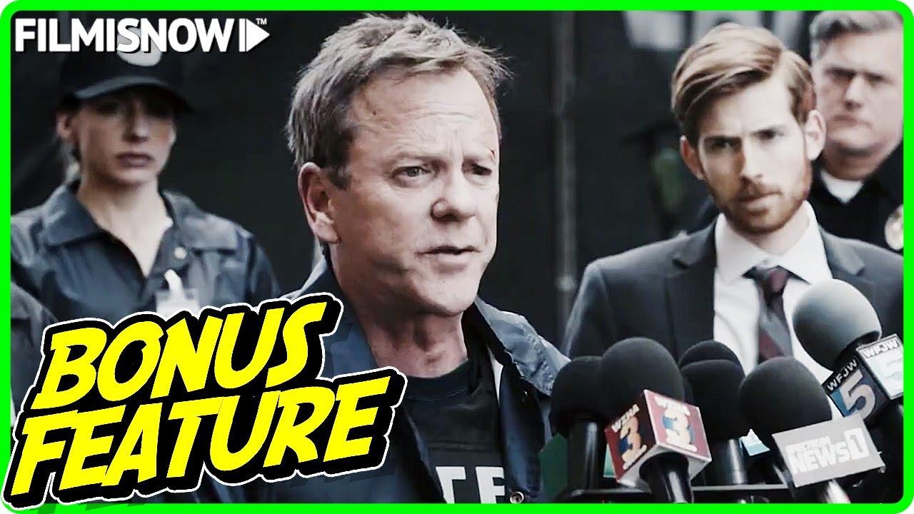 THE FUGITIVE | Kiefer Sutherland and Boyd Holdbrook Featurette