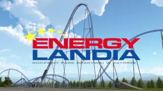 New Roller Coaster 2018 - Energylandia - The Biggest Roller Coaster in the Europe POV - Intamin