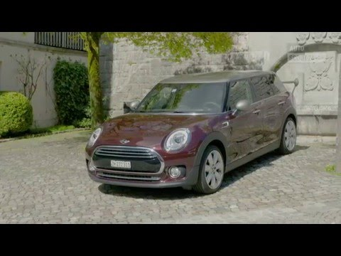 Mini Clubman 2016 Im Test Youtube