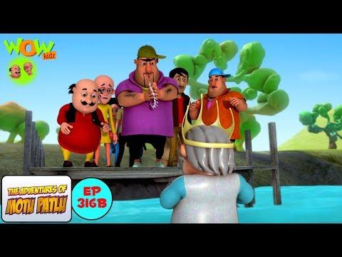 John the Jaldev - Motu Patlu in Hindi - 3D...