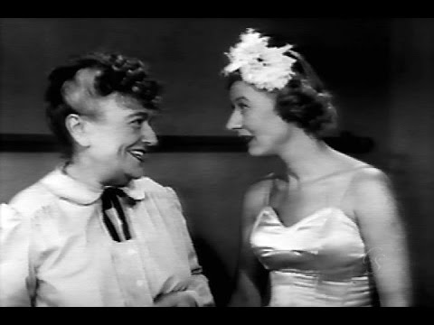 "I Married Joan S1-03 ""Ballet"" 10/29/1952 with Florence Bates"