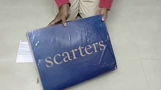 Scarters|All In One Multi-Purpose Bag|The Metropolitan|the everyday urban backpack|Unboxing