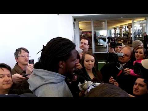 Jarvis Jones pro day interview