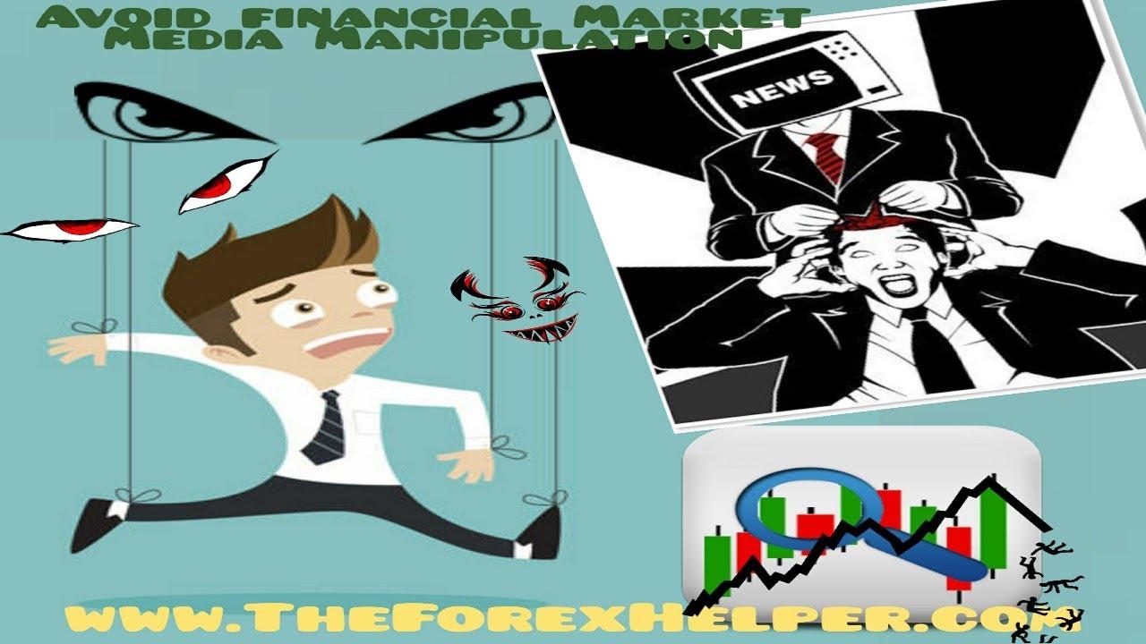 Market manipulation forex