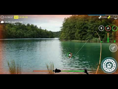 Relax With Fishing Game (use Headphone)