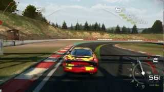Auto Club Revolution - gameplay