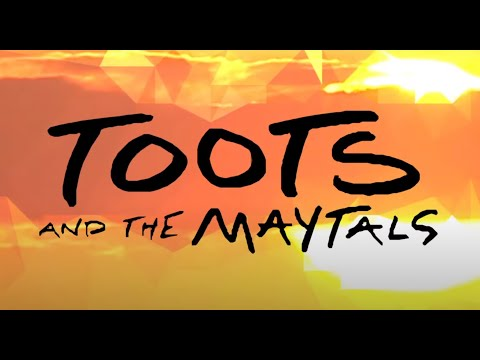 Toots and the Maytals - Got To Be Tough (Animated Video)