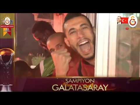 Florya'dan Muhteşem Kutlama Görüntüleri | #ŞampiyonGalatasaray