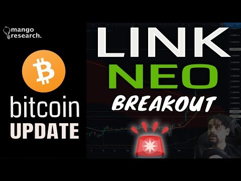 📌LINK, NEO Breakout! BTC Price Update  | Bitcoin Prediction & Analysis Today| November 2019 🏮